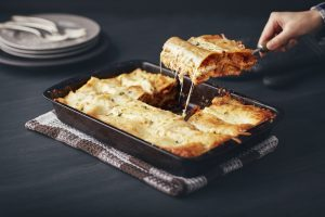 Entoview Series| Lee Cadesky lasagna