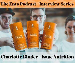 Charlotte Binder - Isaac Nutrition